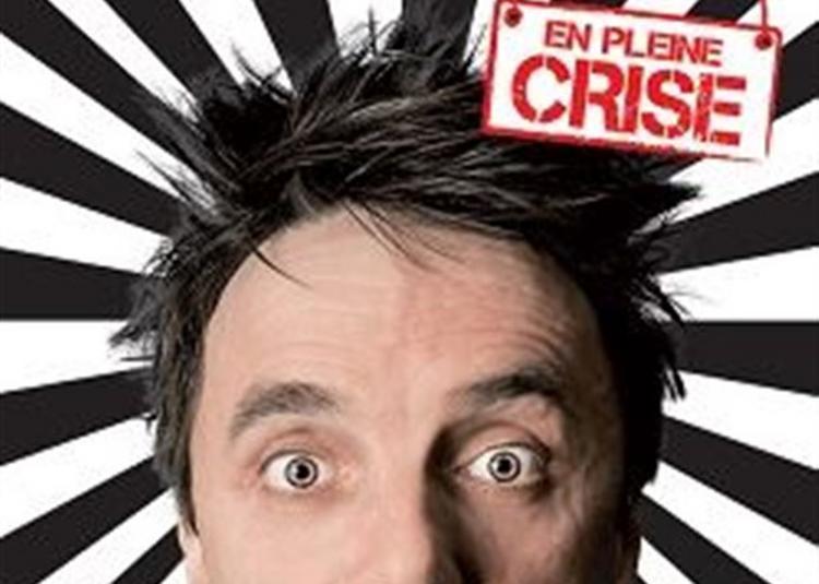 Pierre Aucaigne Dans En Pleine Crise à Aix en Provence
