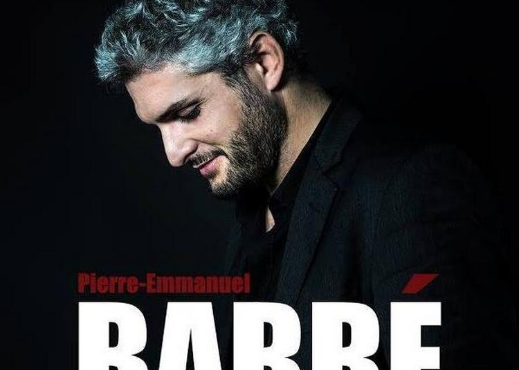 Pierre-Emmanuel Barré à Angers