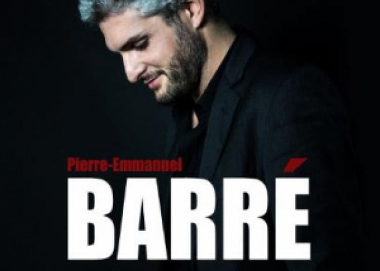 Pierre-emmanuel Barre à Pace
