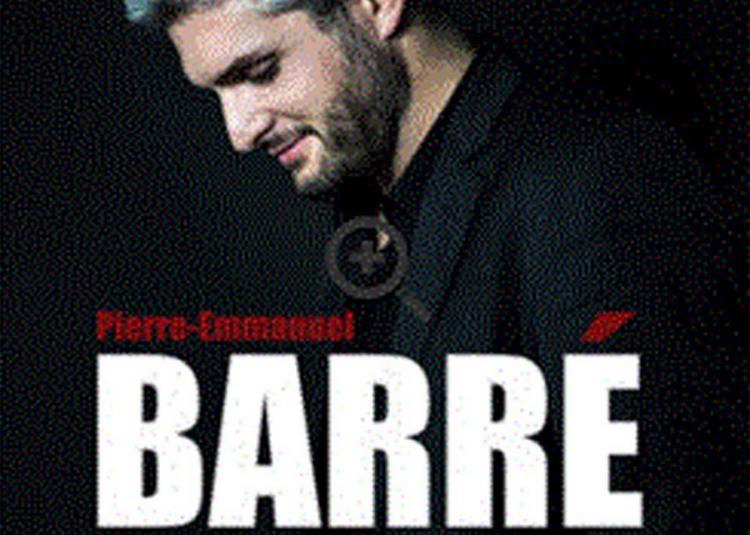 Pierre-Emmanuel Barre à Saint Orens de Gameville