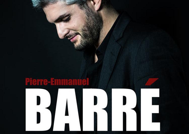 Pierre-Emmanuel Barre à Chalon sur Saone