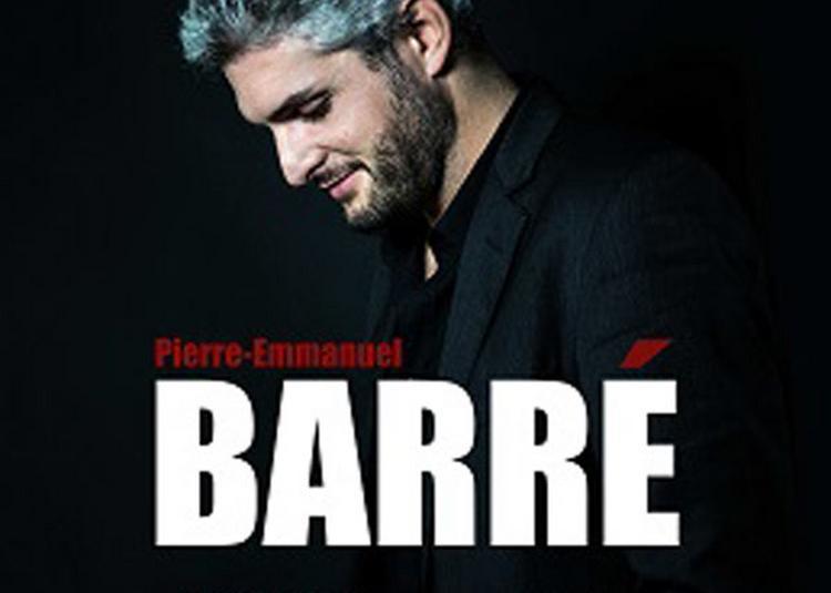 Pierre Emmanuel Barre à Orsay