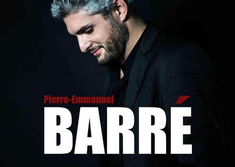Pierre-Emmanuel Barre à Cannes la Bocca