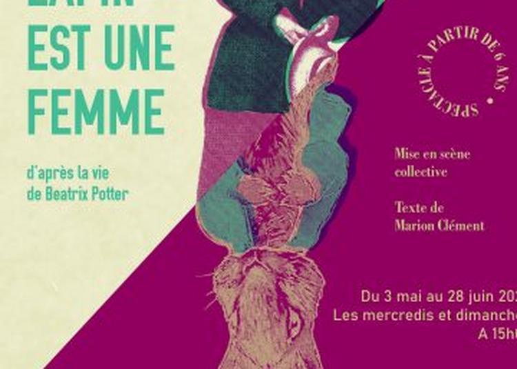 Pierre Lapin Est Une Femme à Paris 18ème
