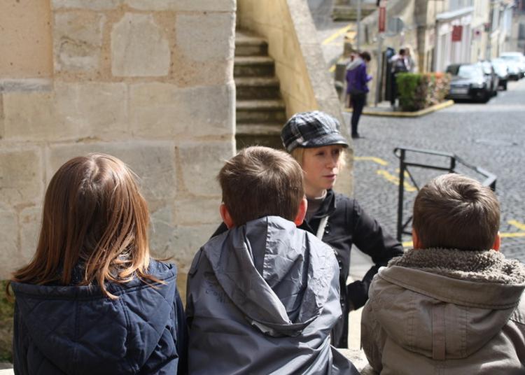 Pierre, Le Tailleur De Pierre à Saint Emilion