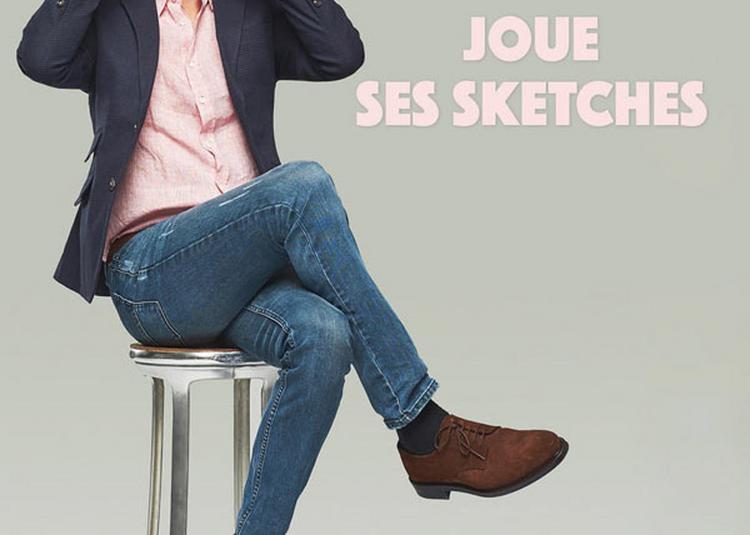 Pierre Palmade Joue Ses Sketchs à Blois