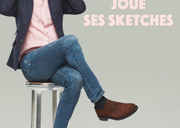Pierre Palmade Joue Ses Sketchs à Lyon