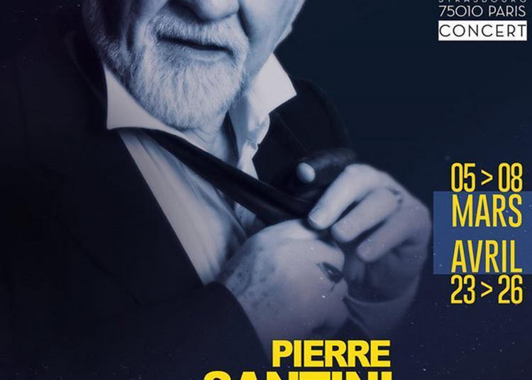 Pierre Santini Chante à Paris 10ème
