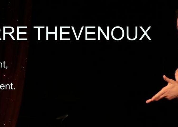 Pierre Thevenoux à Paris 4ème