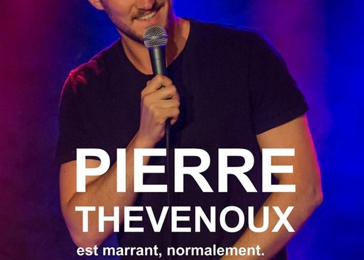 Pierre Thevenoux Dans Pierre Thevenoux Est Marrant, Normalement à Marseille