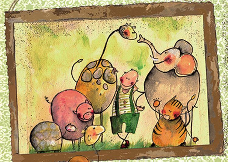 Pierrot Au Zoo à Paris 4ème