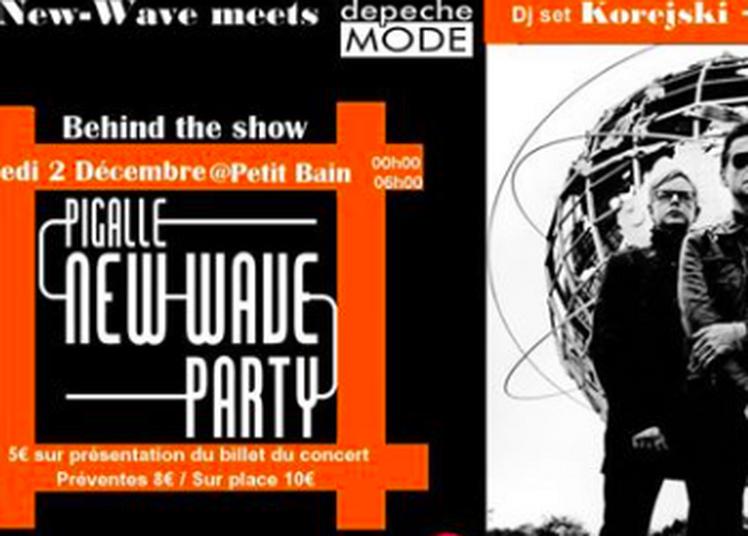 Pigalle New-Wave Party à Paris 13ème