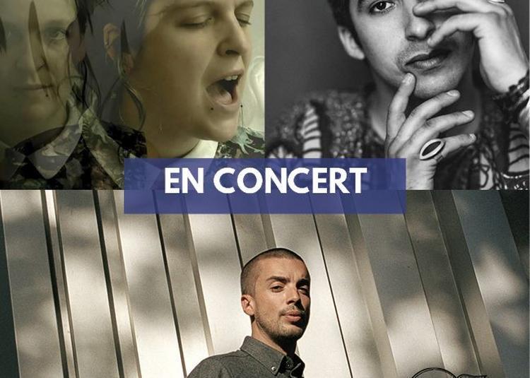 PihPoh, Camicela & Mehdi Cayenne (tournée Mégaphone Tour) à Venelles