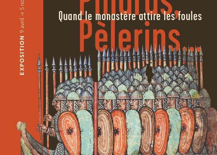 Pillards, pèlerins... quand le monastère attire les foules à Landevennec