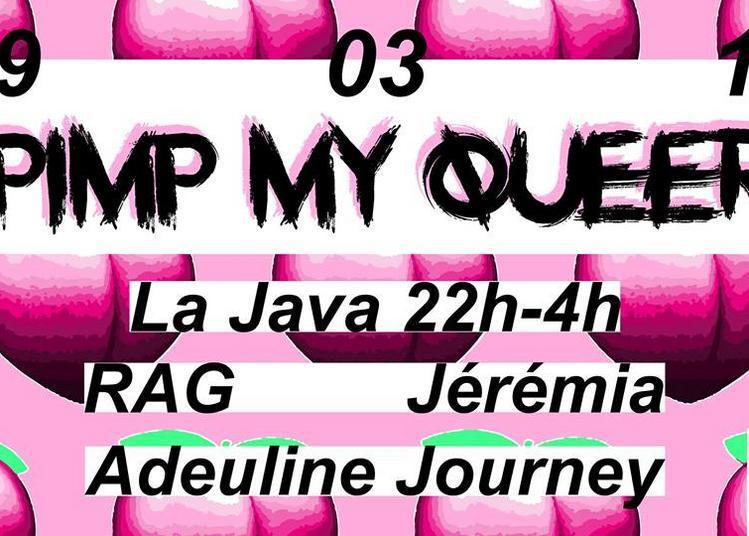 Pimp My Queer à Paris 10ème