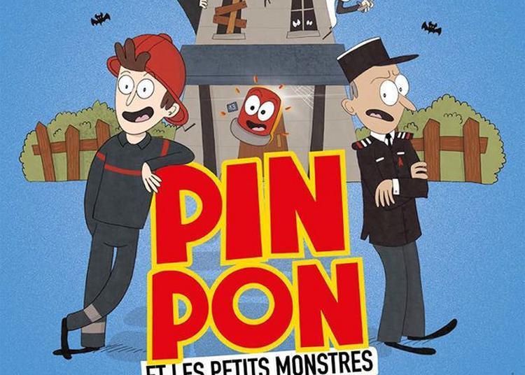 Pin Pon Et Les Petits Monstres à Paris 14ème