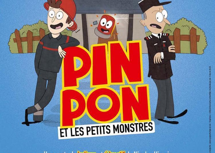Pin Pon Et Les Petits Monstres à Paris 10ème