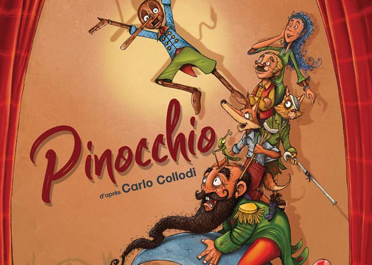 Pinocchio à Paris 16ème