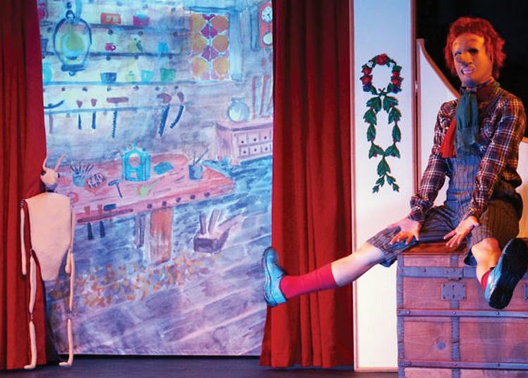 Pinocchio à Paris 6ème