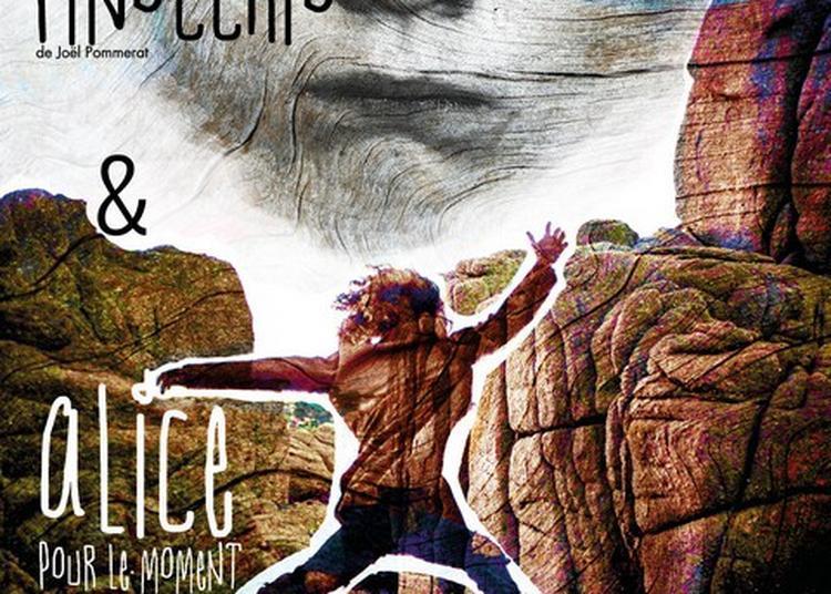 Pinocchio et Alice pour le moment par l'école de théâtre de Givrand