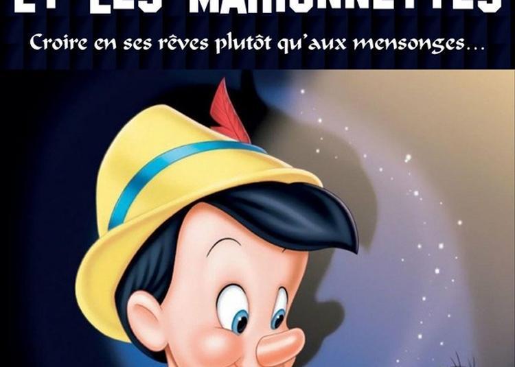 Pinocchio Et Les Marionnettes à Lille