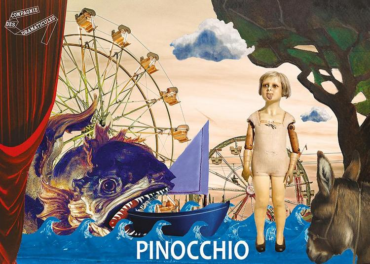 Pinocchio - Théâtre de Châtillon à Chatillon