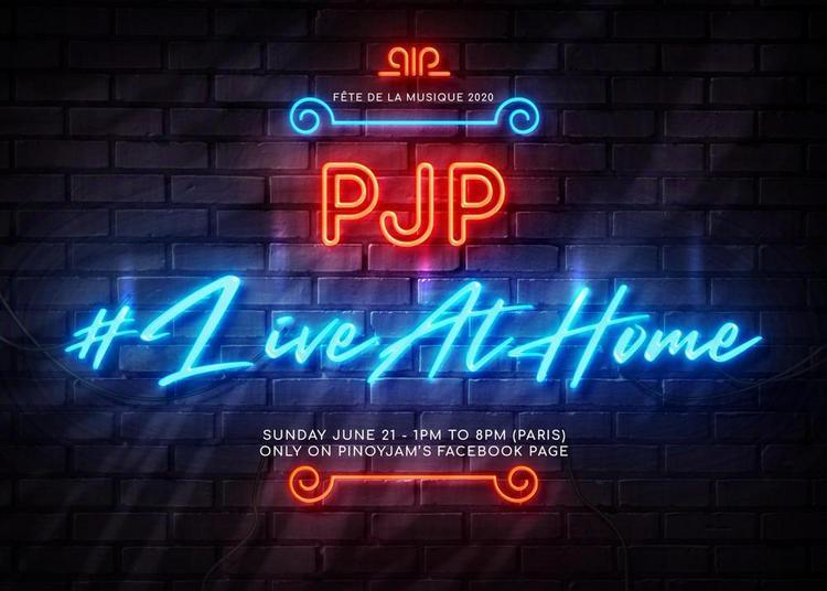 Pinoy Jam Live Sessions Live At Home à Paris 1er