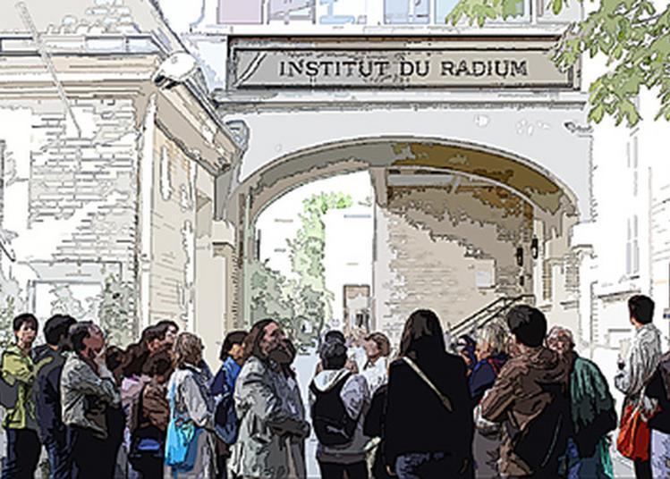 Pionniers De La Radioactivité à Paris 2ème