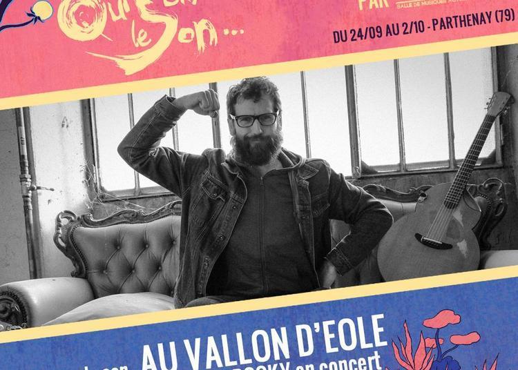 Pique-nique musical au Vallon d'Eole - Festival Qui Sème Le Son #3 à Parthenay