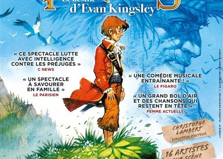 Pirates : Le Destin D'Evan Kingsley à Lille