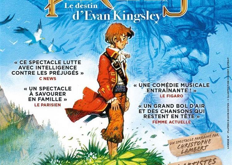 Pirates : Le Destin D'Evan Kingsley à Paris 9ème