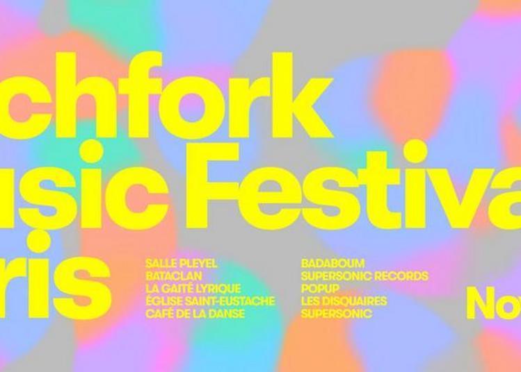 Pitchfork Music Festival Paris 2021