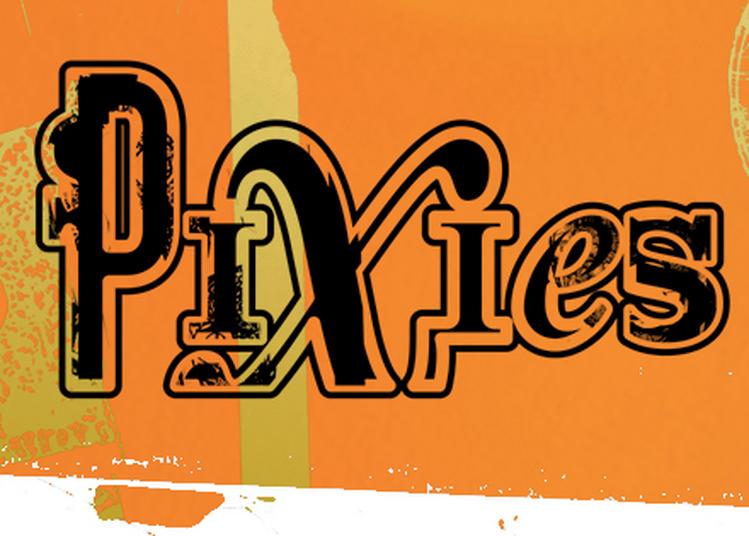 Pixies à Rouen