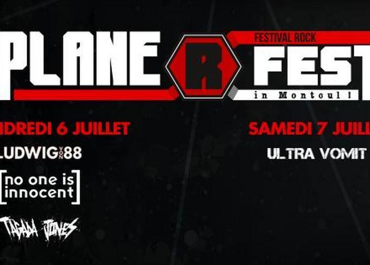 Plane R Fest 2018