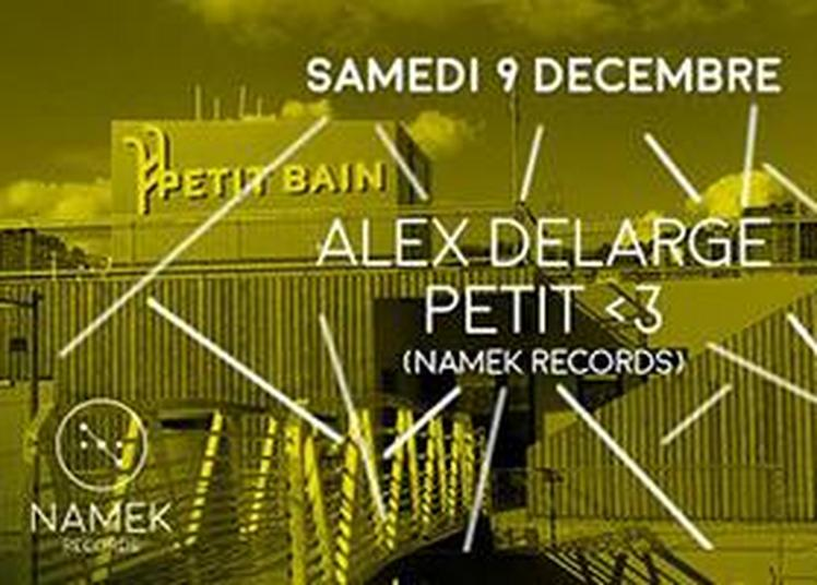 Planet : Namek // Alex Delarge & Petit à Paris 13ème