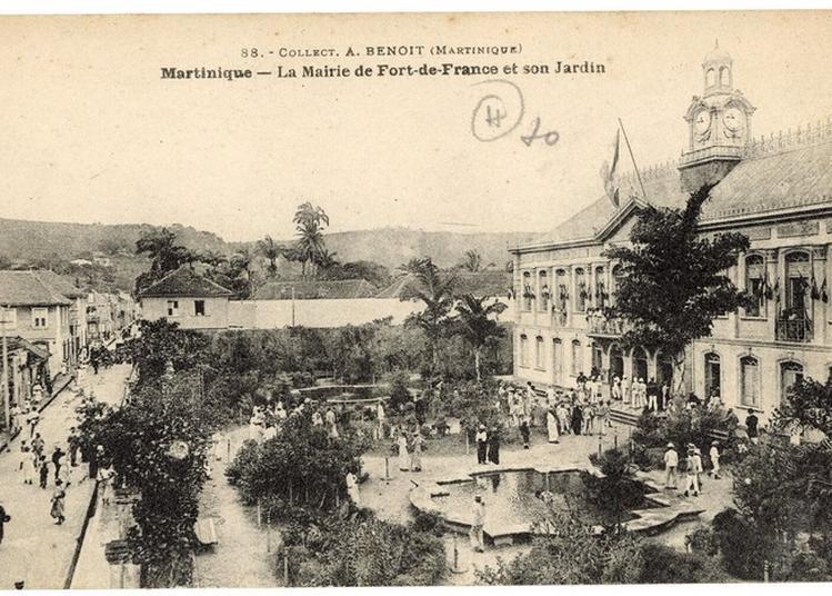 Plantes Et Jardins De Martinique : Présentation Du N°32 Des Cahiers Du Patrimoine à Fort De France