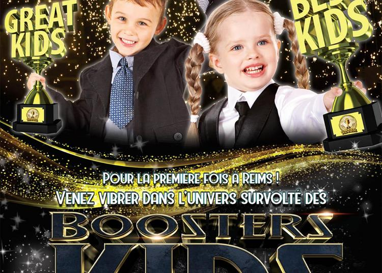 Les « Boosters Kids Awards » à Reims