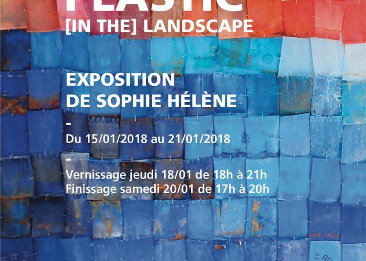 Plastic in the Landscape à Paris 18ème