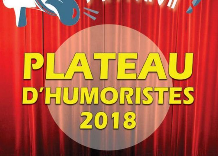 Plateau D'Humoristes à Avignon