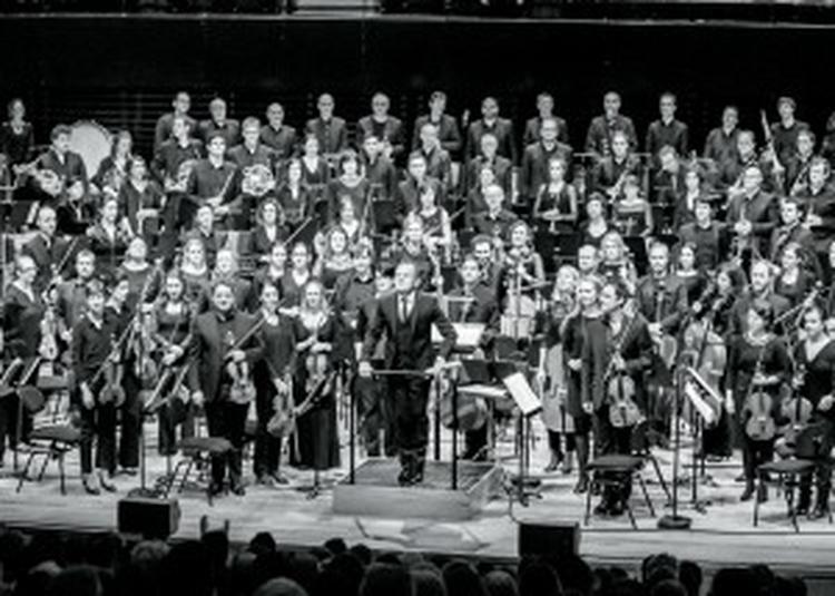 Playing For Philharmonie / Les Siècles - Les Métaboles à Paris 19ème