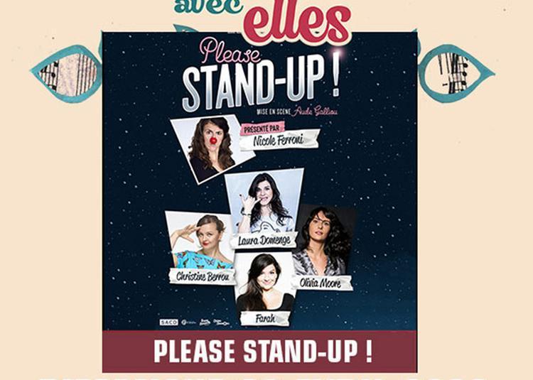 Please Stand-Up! à Le Garric
