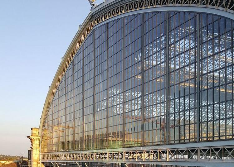Découverte De La Grande Halle Voyageur De La Gare De Bordeaux Saint-jean !