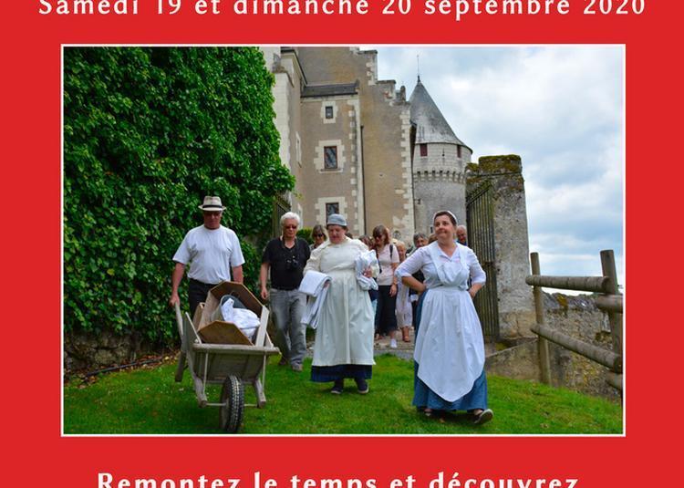 Plongez Dans La Vie Du Château Au Temps Des Années 1920 à Cere la Ronde