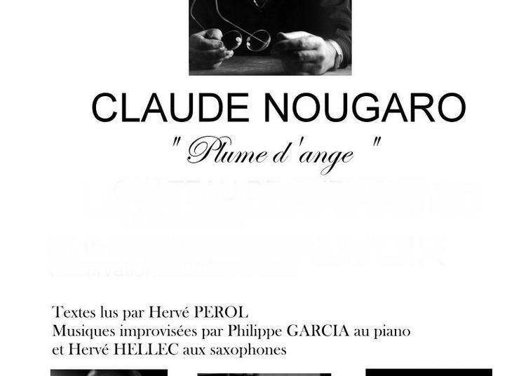 Plume d'ange : hommage à Nougaro à Blois