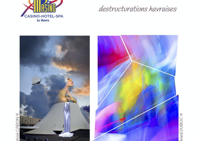 La Galerie Villa Havraise Expose Au Pasino Du Havre à Le Havre