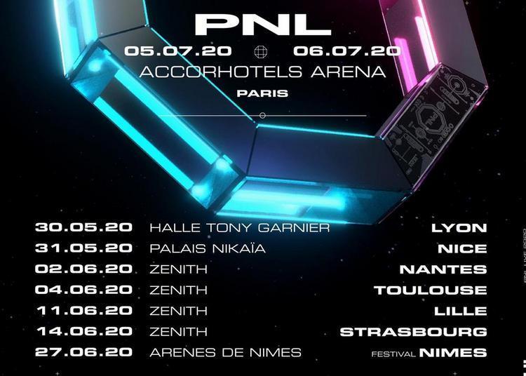 PNL - report à Toulouse