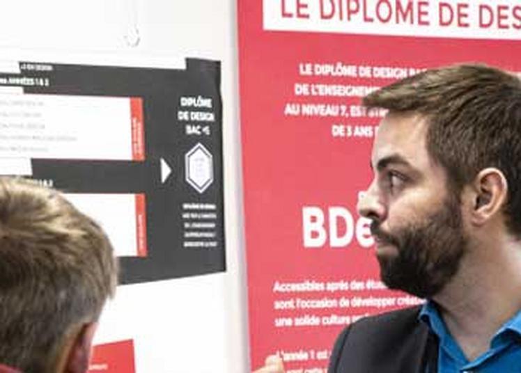 Portes ouvertes 2021 à Nantes