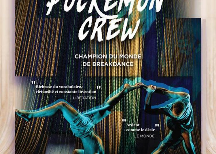 Pockemon Crew à Bois d'Arcy