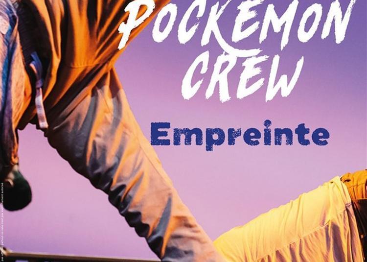 Pockemon Crew : Empreinte à Le Blanc Mesnil