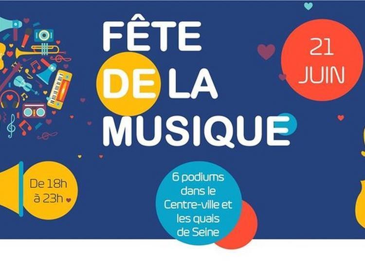 Podium Pop-rock à Frette sur Seine